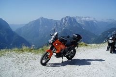 Motorcycle Tour: South Tyrol - Dolomites - Friuli