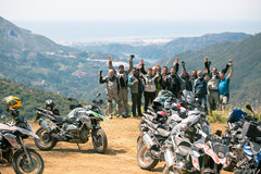 Combined: Trip/Tour incl. Training: Offroad day in Andalusia, Ronda