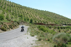 Motorcycle Tour: Andalusia East / Spain incl. motorcycle transport, flight