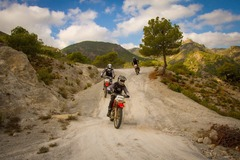 Kombi: Reise/Tour inkl. Training: Offroad-Winterflucht Andalusien