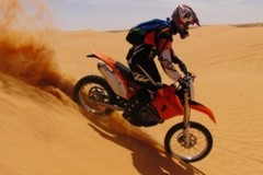 Motorcycle Tour and Training: Pure dunes - Offroadtour Morocco
