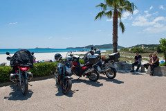 Motorcycle Tour: Sardinia incl. motorcycle transport, flight, hotel