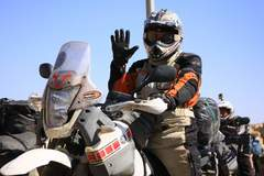 Reise/Tour: Die Transafrika-Reise / Enduro Expedition