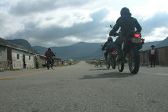 Trip/Tour: Peru - Inca motorcycle tour