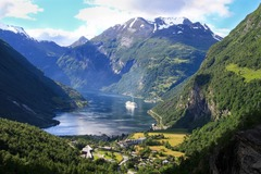 Motorcycle Tour: Adventurous Norway