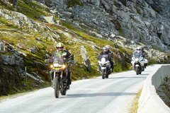 Motorcycle Tour: Norway Tour - Mountains, Fjords, Coastal Road & Elks