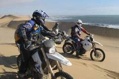 Reise/Tour: Windhoek - Kapstadt: mit der Enduro on Tour