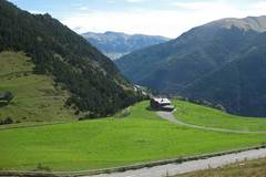 Trip/Tour: Andorra / Pyrenees - Tour de France in autumn