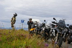 Motorcycle Tour: 11-Day Scotland Tour