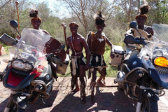 Motorcycle Tour: Grand Tour South Africa