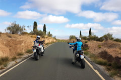 Motorcycle Tour: 8 days winter escape Almeria at the turn of the year