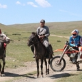 Reise/Tour: Easy Mongolia West