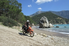Motorcycle Tour: On the ways of the Lycians Antalya - Turkey