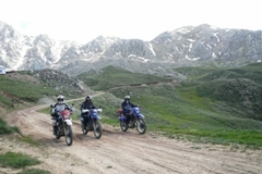 Motorcycle Tour: Turkey - Taurus Mountains for beginners