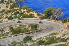 Motorcycle Tour: Mallorca