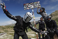 Motorcycle Tour: France, Italy - Alpine Challenge