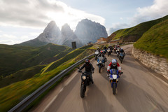 Motorcycle Tour: Western Alps
