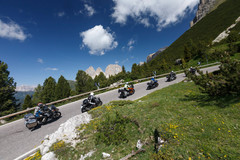Motorcycle Tour: Dolomites