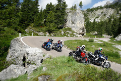 Motorcycle Tour: Legendary Alpine passes