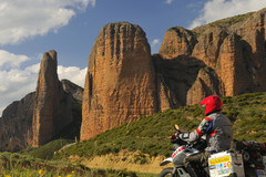 Motorcycle Tour: France, Spain - Pyrenees