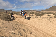 Training: Endurotraining Fuerteventura