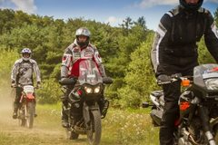 Training: Reiseenduro-Training Westerwald