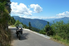 Motorcycle Tour: 9 days Slovenia