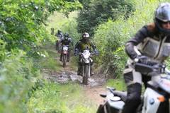 Motorcycle Training Course : Beginner Training Warching, Germany