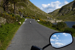 Motorcycle Tour: Irelands Wild Atlantic Way: 11 days, 9 days riding
