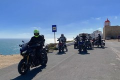 Motorcycle Tour: Portugal incl. flight and motorcycle transport