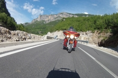 Motorcycle Tour: The Balkan Express