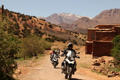 Motorcycle Tour: 10 Days Morocco Tour
