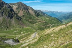 Motorcycle Tour: Pyrenees incl. flight and motorcycle transport