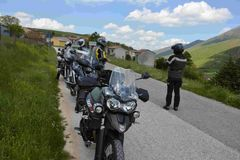 Motorcycle Tour: Round trip through the Adriatic