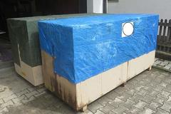 Motorbike shipping: Motorcycle shipping: Germany - Mongolia