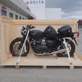 Motorbike shipping: Motorcycle shipping: Germany - New Zealand