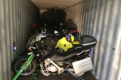 Motorbike shipping: Motorcycle transport to Nepal