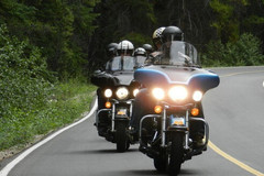 Motorcycle Tour: Canadian Dreams