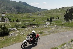 Motorcycle Tour: Southeast Europe - Towards Olympus
