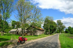 Trip/Tour: Motorcycle tour through Poland and the Baltic States