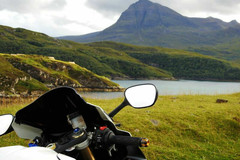 Motorcycle Tour: The Highlands - coasts, castles, kilts - 13 days