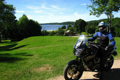 Motorcycle Tour: Baltic States, St. Petersburg and Heksinki - 16 days