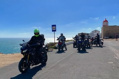Motorcycle Tour: Andalusia without guide