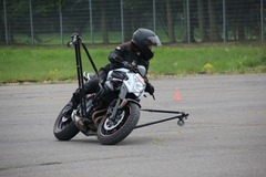 Motorcycle Training Course : Intensive leaning training, Hildesheim (Germany)
