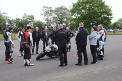 Course/Class/Training: Workshop - First aid for motorcyclists, Germany