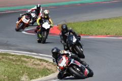 Motorcycle Training Course : Cornering training - Karting track Oschersleben, Germany