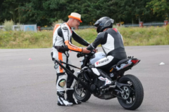 Motorcycle Training Course :  Start of the season, Germany
