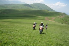 Motorcycle Tour: 12 Days Georgia: Savannah, Mountains, Subtropics