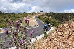 Motorcycle Tour: 7 days winter escape Algarve/ with base hotel from Faro