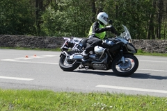 Motorcycle Training Course : Perfect riding (Hersbrucker and Franconian Switzerland)